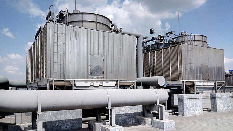 嘉科铜管商业空调行业合作案例