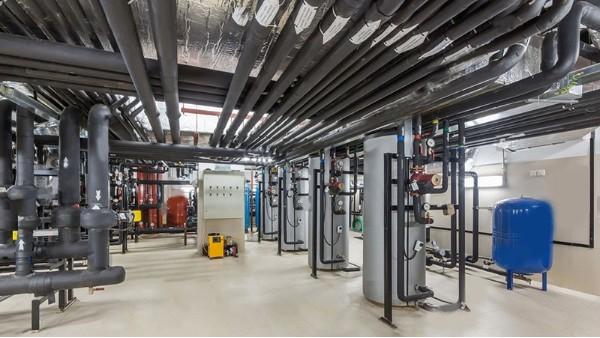 嘉科铜管件气源热泵系统行业应用案例