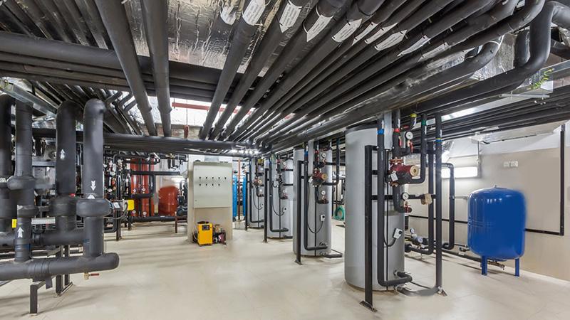 嘉科铜管气源热泵系统行业合作案例