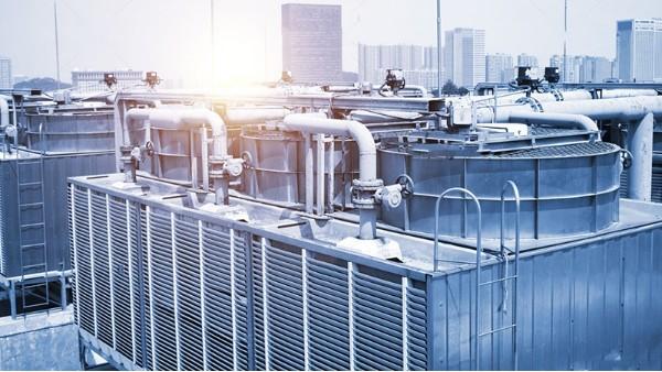 嘉科铜管件中央空调冷却系统应用案例