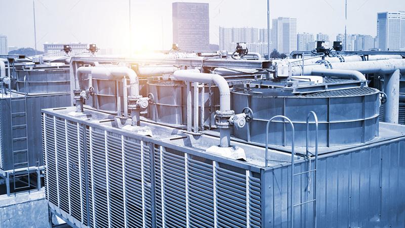 嘉科铜管中央空调冷却系统应用案例