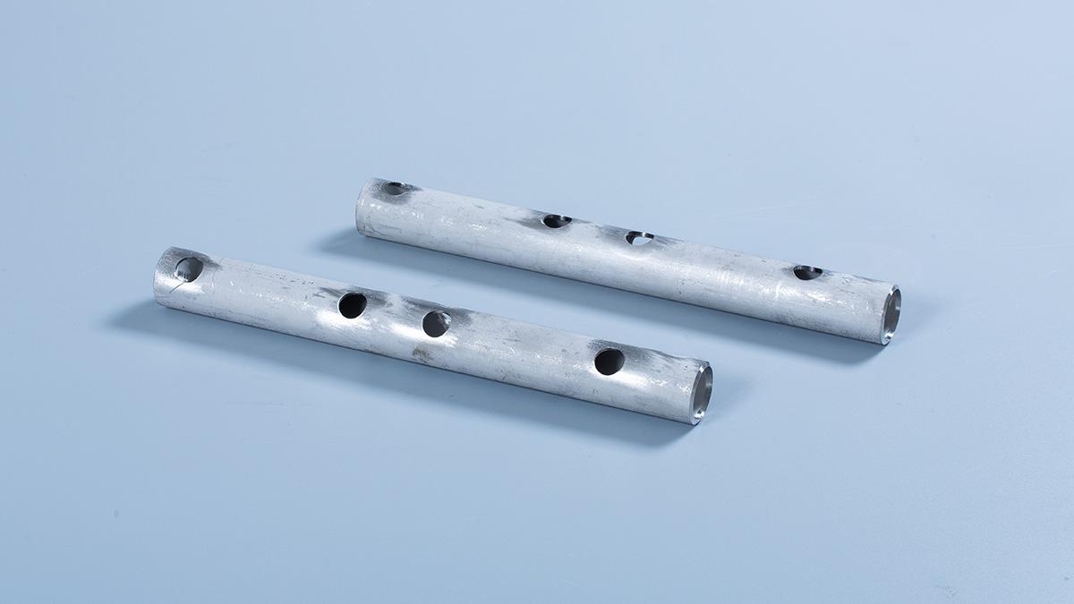 不锈钢打孔管产品展示