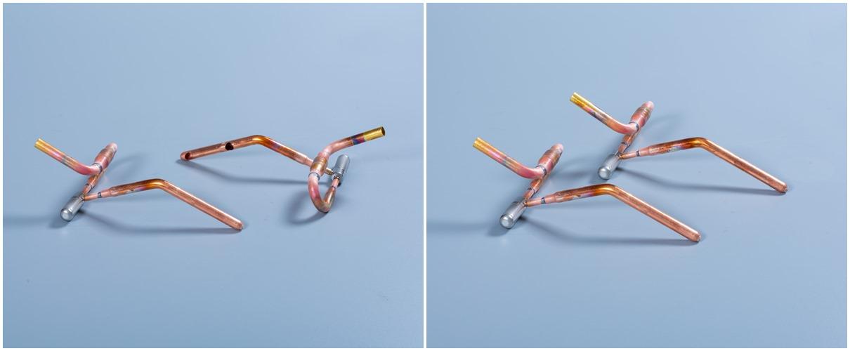 带电池阀管路产品展示