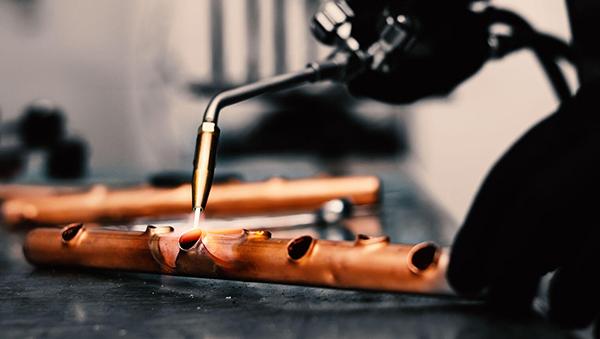成熟的焊接工艺