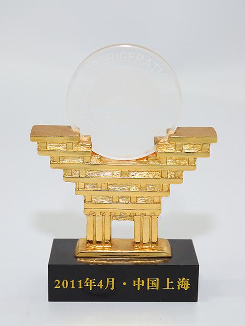 嘉科铜管-2011上海制冷展