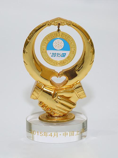 嘉科铜管-2015上海制冷展
