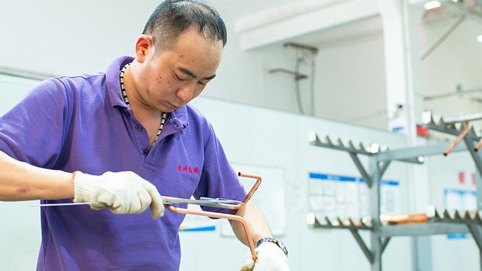 嘉科铜管-产品生产