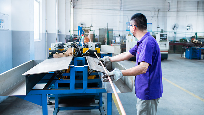 嘉科铜管-铜管生产