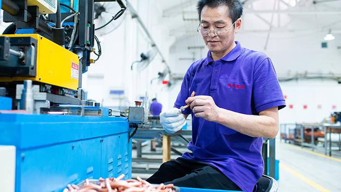 嘉科铜管-产品检测