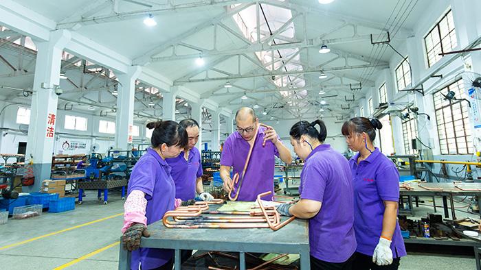 嘉科铜管-产品质量检测