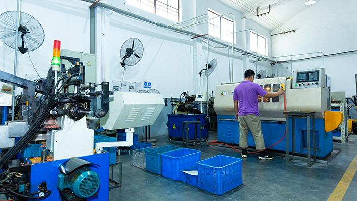嘉科铜管-生产设备