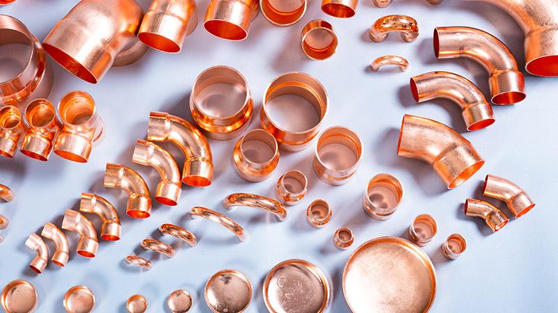 嘉科铜管为您解答如何合理的去选择铜管件?