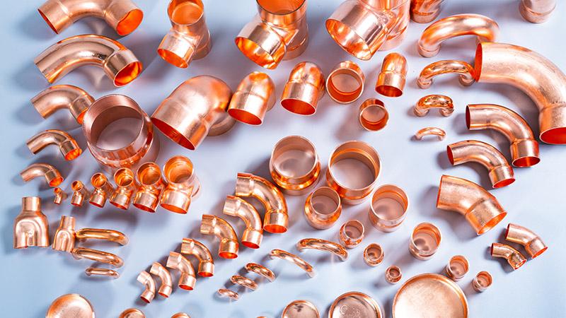 嘉科铜管件精密制造,品质有保障