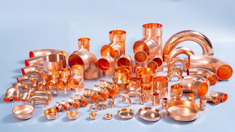 嘉科铜管件解答铜管件常见质量问题和改进方案(一)