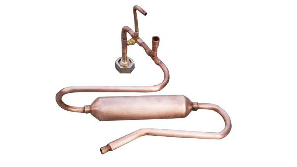 储液器管路