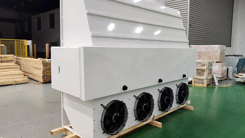 嘉科铜管机械设备行业应用案例